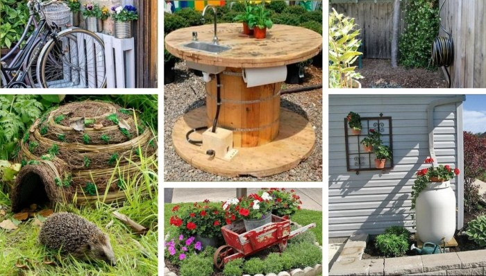 39 Useful DIY ideas to equip yours cottage outdoors with your hands