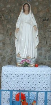 Grotto Statue - Our Lady of Aokpe
