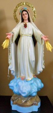 Our Lady Mediatrix of All Graces
