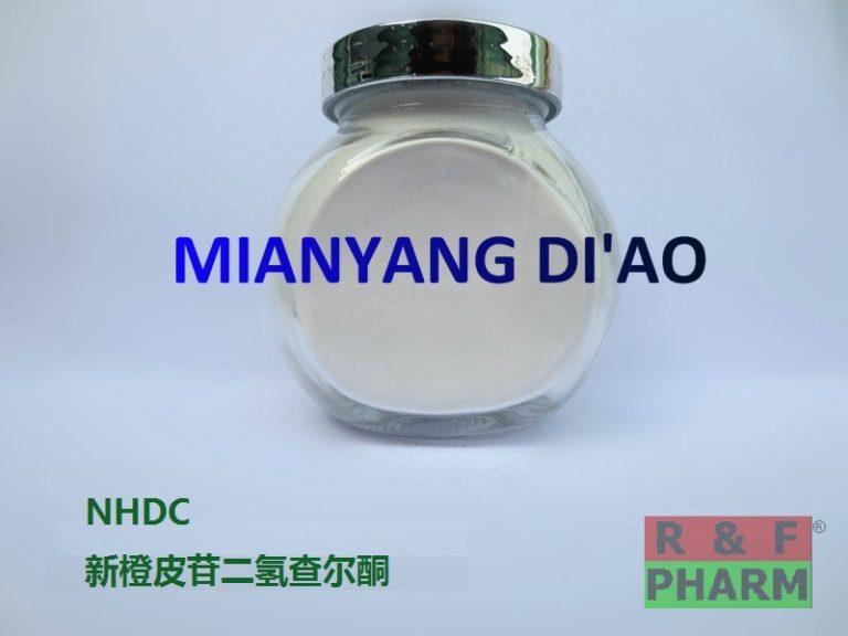 NHDC - Naringin Diosmin Diosmetin Naringenin Hesperetin  HMC NHDC Apigenin PMFs