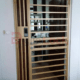 4. Thick Straight Line Bar HDB Gate Gold copy