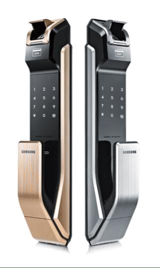 Samsung P718 Lock