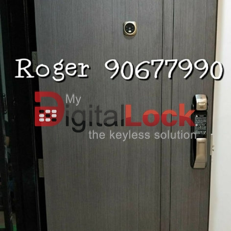 Samsung P728 Digital Lock -Gold-3