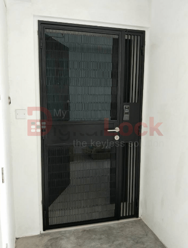 pet-friendly-vertical-mesh-hdb-gate-with-laser-cut-unit-number