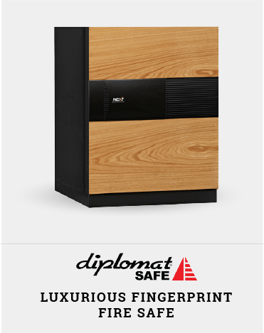 Luxurious Fingerprint Fire Safe