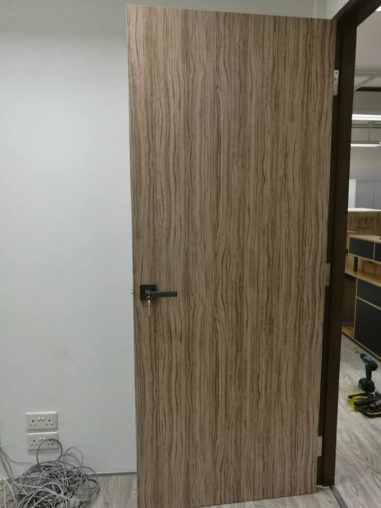 Brown-Wood-Designer-Bedroom-Door