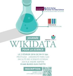 #INNOVATIONS- WIKIDATA POUR LA SCIENCE @ Bures sur Yvette  | Bures-sur-Yvette | Île-de-France | France