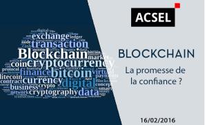 #FINTECH - Blockchain la promesse de la confiance @ Paris | Paris | Île-de-France | France