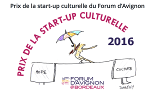 #INNOVATION - Prix de la start-up culturelle du Forum d'Avignon - By Forum Avignon @ l'Opéra de Bordeaux  | Bordeaux | Aquitaine | France