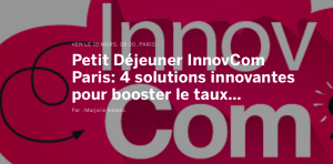 #eCommerce - 4 solutions innovantes pour booster le taux de conversion @ Elyseum  | Paris | Île-de-France | France