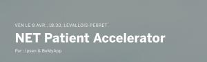 #eSANTE - NET Patient Accelerator - BY Ipsen & BeMyApp @ Zalthabar  | Levallois-Perret | Île-de-France | France