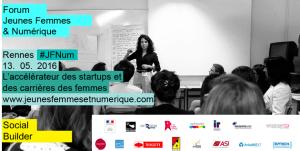 #ENTREPRENARIAT  - Forum des jeunes femmes numérique - By BPI France @ • Cesson-Sévigné, 17616   Bretagne   France