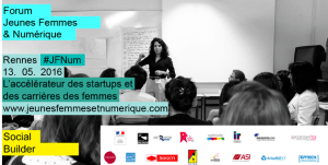#ENTREPRENARIAT  - Forum des jeunes femmes numérique - By BPI France @ • Cesson-Sévigné, 17616 | Bretagne | France