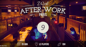 #NETWORKING - Web After Work 09 PARIS - By WAW @ Le paliers bar | Paris | Île-de-France | France
