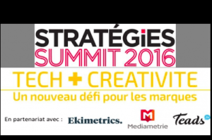 #eMARKETING - Stratégies Summit - By Stratégies