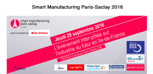 #INDUSTRIE - Smart Manufacturing Paris-Saclay - Systematic Paris-Region @ ESTACA Campus Paris-Saclay | Montigny-le-Bretonneux | Île-de-France | France