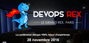 #IT - devops REX - By devopsdays Paris @ le Grand Rex  | Paris | Île-de-France | France
