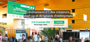 #ENTREPRENARIAT - Salon des entrepreneurs Nantes - By les Echos @ Cité des Congrés  | Nantes | Pays de la Loire | France