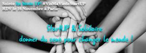 #VisMaViedeStartUP - Startup et Solidaire  - By En Mode UP! @ ESCEN École Supérieure de Commerce et d'Économie Numérique | Paris | Île-de-France | France