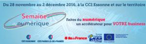 #DIGITAL - Semaine du numérique en Essonne - By CCI de l'Essonne @ CCI Essonne et sur le territoire | Évry | Île-de-France | France