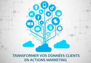 #eMARKETING - Transformer vos données clients en actions marketing - By EDATIS