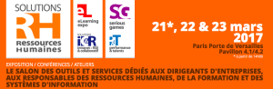 #ERH - SOLUTIONS RH - By Infopromotions Groupe solutions @ Paris Expo Porte de Versailles | Paris | Île-de-France | France