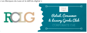 #eMARKETING - Consumer & Luxury Goods : « Les Marques du Luxe et le défi du digital » By INSEAD Alumni Association France @ Boston Consulting Group | Paris | Île-de-France | France