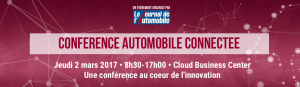 #INNOVATION - Conférence Automobile Connectée- By NewsCo Events @ Paris | Île-de-France | France
