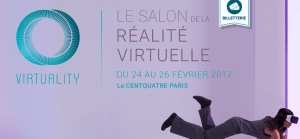 #INNOVATIONS - SALON VIRTUALITY - By Olivier Godest @ Centquatre | Paris | Île-de-France | France