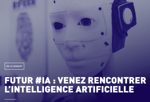 #INNOVATIONS - FUTUR #ia - By Cap Digital @ Cap Digital | Paris | Île-de-France | France