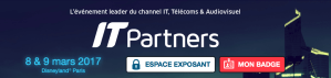 #IT - Salon IT Partners - By Reed Expo - @ Disney Events Arena-Ventury  | Chessy | Île-de-France | France