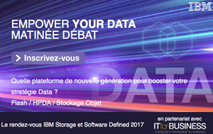 #IT - POWER YOUR DATA - By NewsCo Events @ Etoile Business Center | Paris | Île-de-France | France