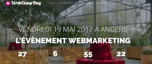 #eMARKETING- WebCampDay - BY WEBCAMP @ Centre d'Affaires de Terra Botanica | Angers | Pays de la Loire | France