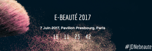 #JDNEBEAUTE  - eBEAUTE - By JDN Events @ Pavillon Presbourg  | Paris | Île-de-France | France