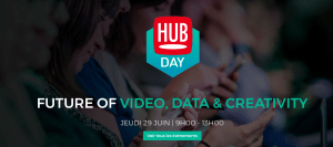 #eMARKETING - Futur de la VIDEO, Data, Creativity - By Hub Institute @ MEDEF | Paris | Île-de-France | France