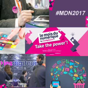 #MDN2017 - Digital et la relation client - By CCI Paris @ ESCP Europe  | Paris | Île-de-France | France