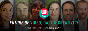 #MARKETING - HUBDAY Future of Video, Data & Creativity - By Hub Institute @ MEDEF  | Paris | Île-de-France | France