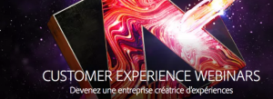 #eMARKETING - Webinar - Expérience Connectée - By Adobe