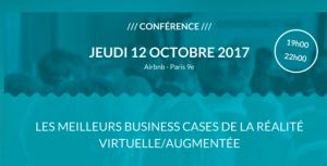 #Technologies - Les Meilleurs Business Cases de la Réalité Virtuelle/Augmentée @ AirbnB | Paris-9E-Arrondissement | Île-de-France | France
