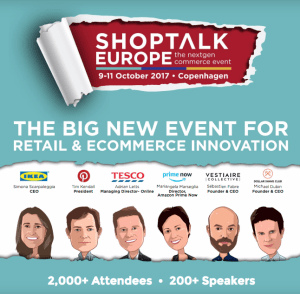 #eCOMMERCE #EUROPE - SHOPTALK EUROPE - By SHOPTALK @ Bella Center | København | Danemark