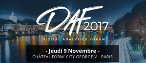 #eMARKETING - Digital Analytics Forum - By AT Internet @ Châteauform' City | Paris | Île-de-France | France