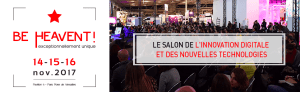 #INNOVATIONS -  HEAVENT PARIS 17 - By WeYOU @ Paris Expo Porte de Versailles | Paris | Île-de-France | France