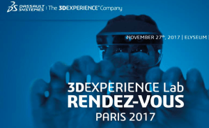 #INNOVATIONS - 3D EXPERIENCE LAB - By Dassault Systemes @ Elyseum | Paris | Île-de-France | France