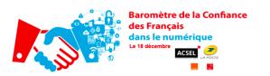 #SOCIETAL -  La confiance est-elle une condition nécessaire à la croissance du numérique ? By ACSEL @ LEMNYS | Paris | Île-de-France | France
