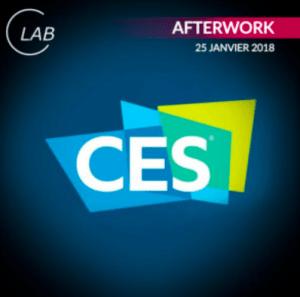 #INNOVATIONS - Retour sur le CONSUMER ELECTRONIQUE SHOW 2018 de Las Vegas - By Lab Assurance Banque @ Cercle LAB | Paris | Île-de-France | France