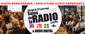 #MEDIA - Salon de la Radio & de l'audio digital - By les éditions HF @ La Grande Halle de la Villette  | Paris | Île-de-France | France