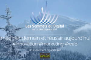 #INNOVATIONS - Les Sommets du Digital - By Les Editions Kawa @ La Clusaz | Auvergne-Rhône-Alpes | France