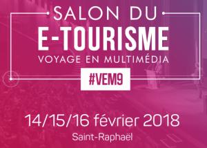 #VEM9 - Salon du e-tourisme - By Estérel Côte d'Azur @ Palais des Congrès de Saint-Raphaël | Saint-Raphaël | France