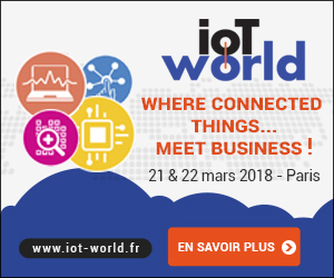 #INNOVATIONS  - IoT World - By Cherche Midi Expo @ Parc des expositions, Porte de Versailles, Hall 5.2 | Paris | Île-de-France | France