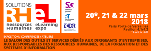 #RH - Solutions RH - By Groupe Solutions @ Paris Porte de Versailles Pavillon 4.1/4.2 | Paris | Île-de-France | France